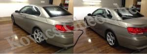 BMW decapotabil